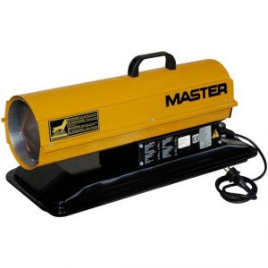 Нагреватель воздуха дизельный Master B 35 CED прямого нагрева