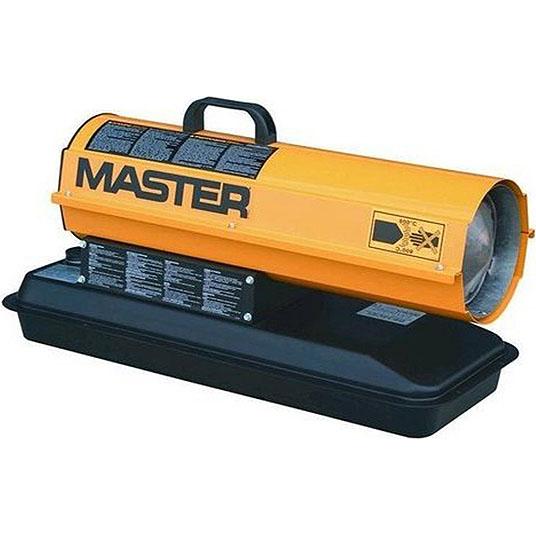 Нагреватель воздуха дизельный Master B 65 CEL прямого нагрева