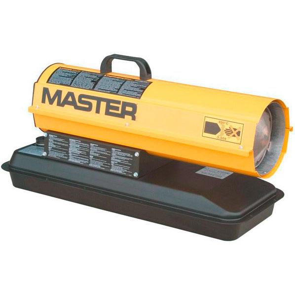 Нагреватель воздуха дизельный Master B 70 CED прямого нагрева